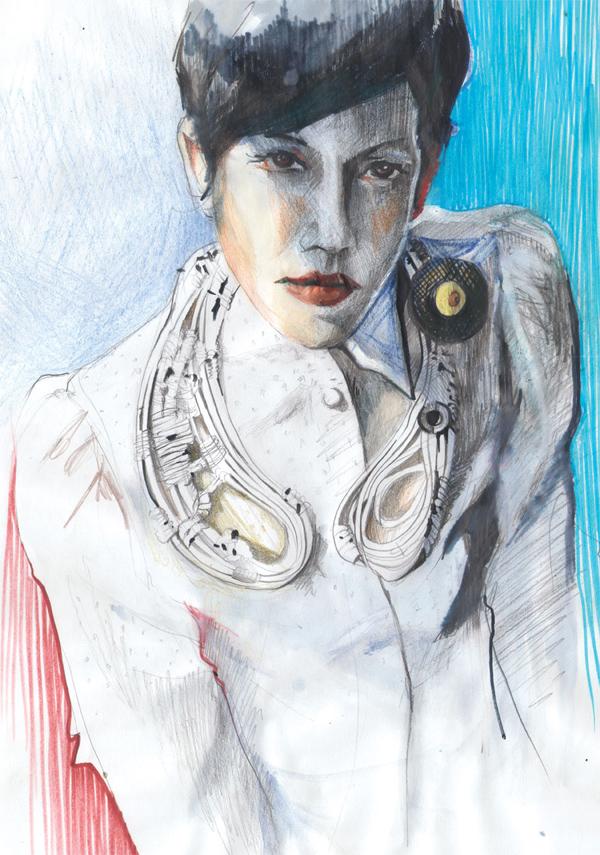 il6 Modna ilustracija: Nataša Manov