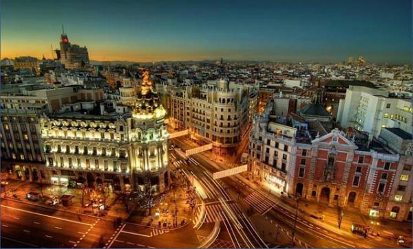 madrid 4 nova slika Madrid: Grad sumanute energije