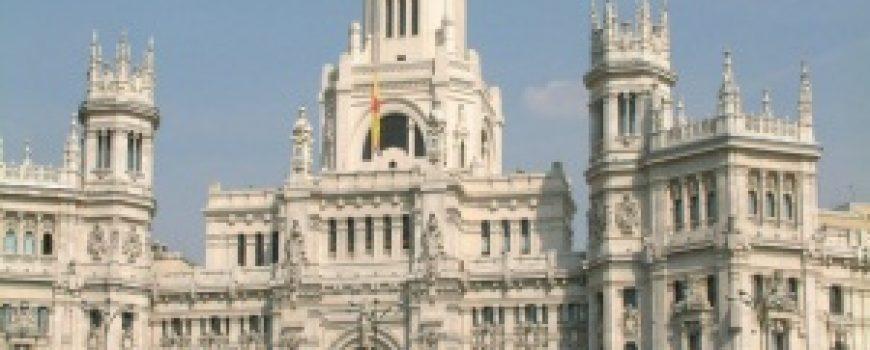 Madrid: Grad sumanute energije