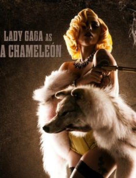 Trach Up: Lady Gaga kao La Chameleon