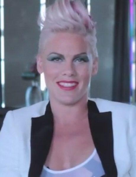 Pink se poplašila sopstvenog albuma