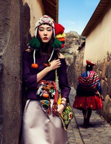 """""""Vogue Korea"""": Kada se sretnu tradicija i moderno"""