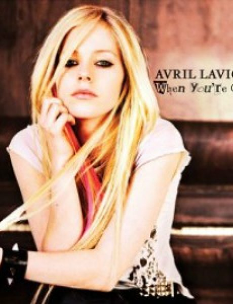 "The Best of Pop: Avril Lavigne ""When You're Gone"""