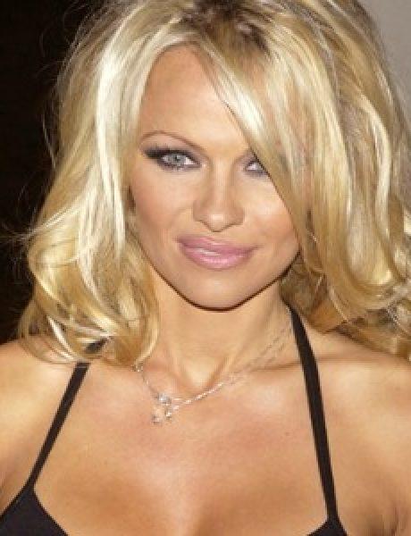 10 odevnih kombinacija: Pamela Anderson