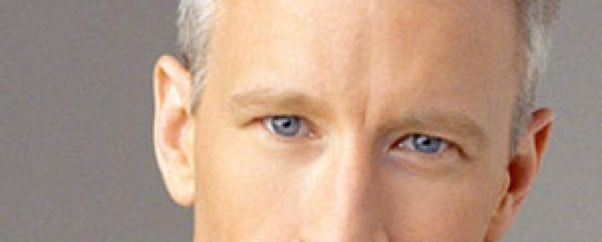 Trach Up: Anderson Cooper zapalio svet