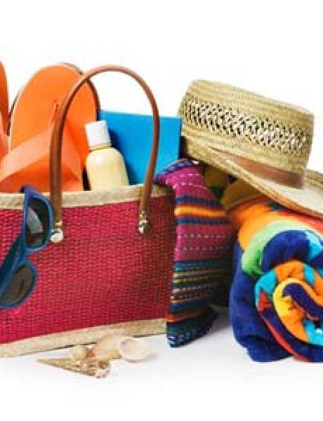 Letnji pretres: Sadržaj torbe za plažu