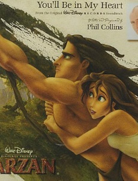 "The Best of Pop: Phil Collins ""You'll Be in My Heart"""