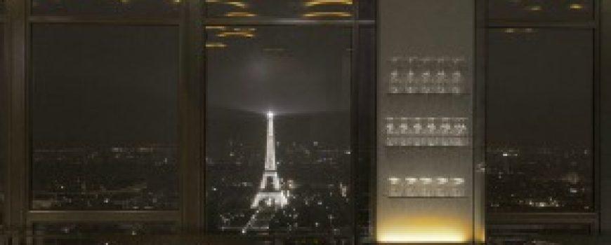 "Luksuzni restoran: ""Ciel de Paris"""