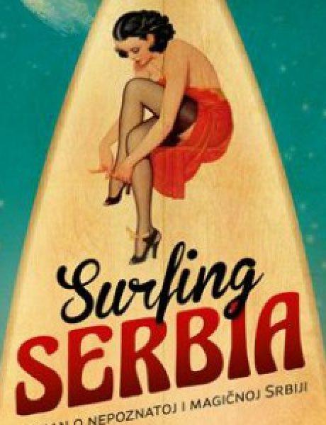 "Knjiga u ruke: ""Surfing Serbia"""