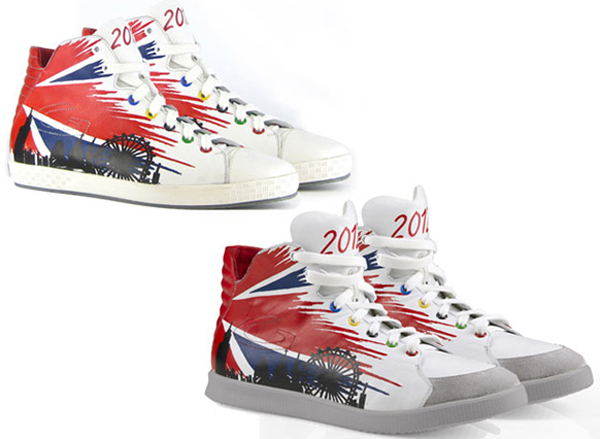 olimpiadi scarpe guardiani1 Cipele u duhu Olimpijskih igara