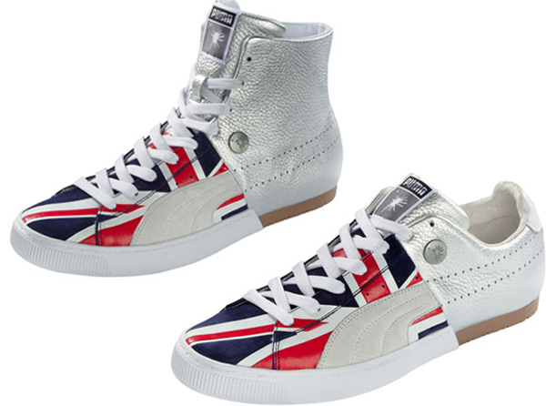 olimpiadi scarpe puma1 Cipele u duhu Olimpijskih igara