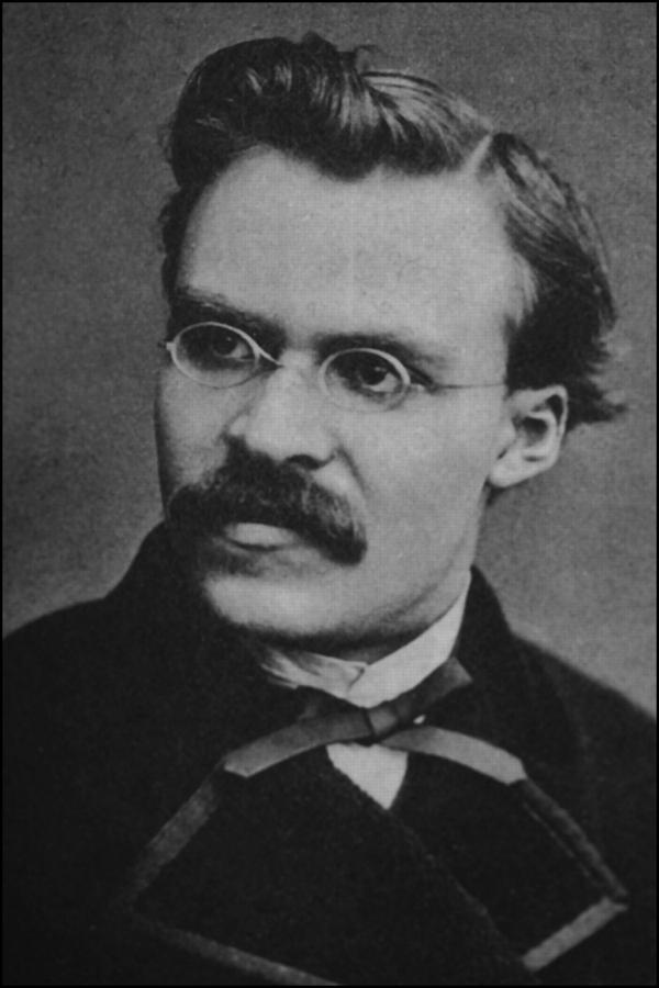 rezervna Putokazi za lepši dan: Friedrich Nietzsche