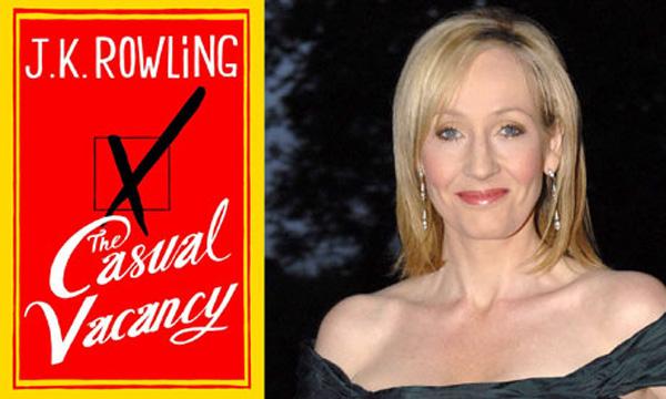 rouling Trach Up: J.K. Rowling izdaje novi roman