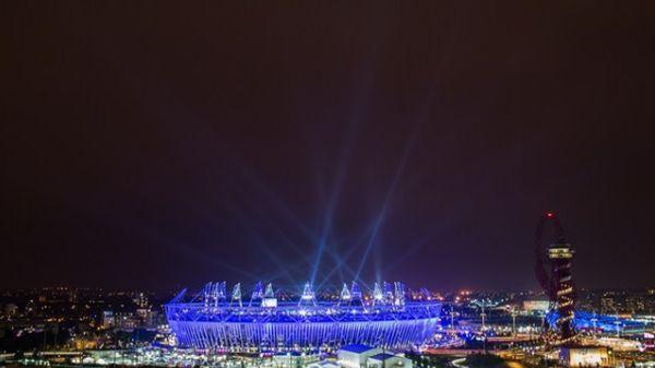 s011 Olimpijske igre: Britansko otvaranje