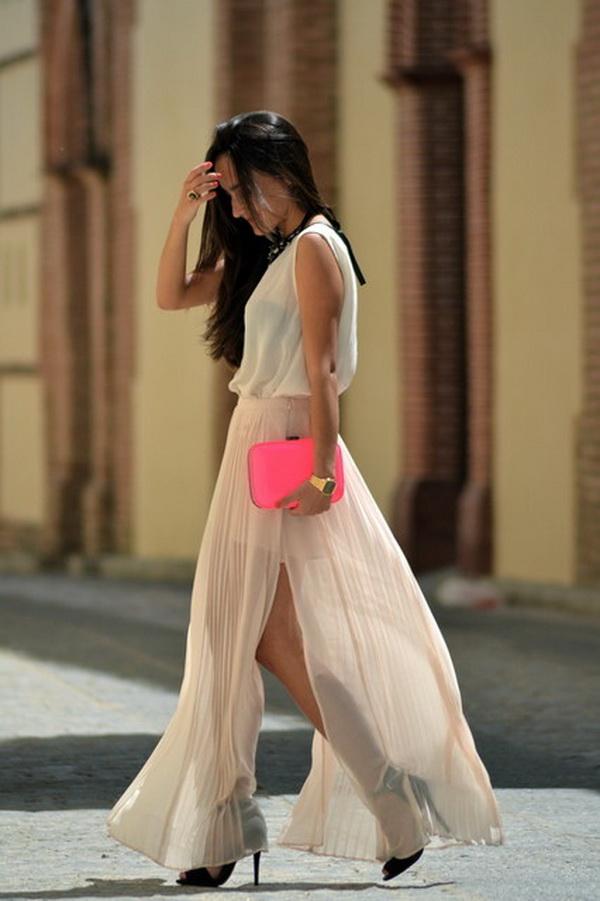 slika 1010 Čeprkanje po ormaru: Duga suknja