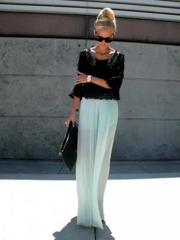 slika 1114 Čeprkanje po ormaru: Duga suknja