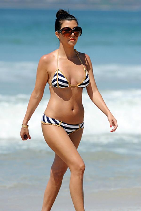 slika 151 Bikini stil: Kourtney Kardashian