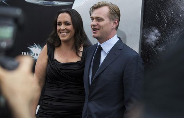 slika 2 Nolan sa zenom Srećan rođendan, Christopher Nolan!