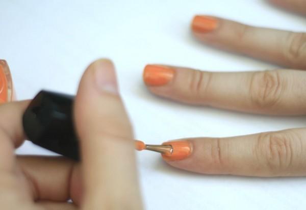 slika 26 Uradi sam: Ombre na noktima