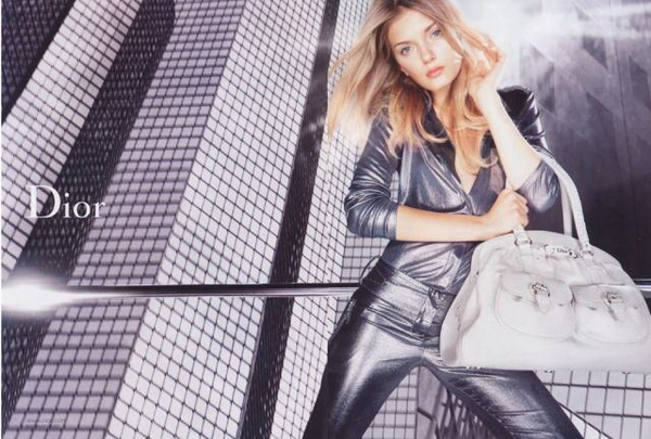slika 335 Modni CV: Christian Dior