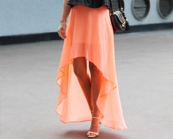 slika 422 Čeprkanje po ormaru: Duga suknja