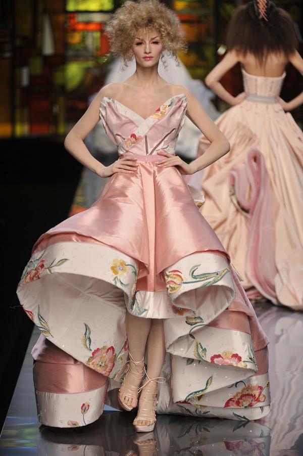 slika 428 Modni CV: Christian Dior