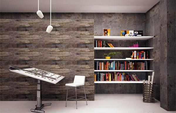 slika 77 Ambijent o kojem sanjamo: Radne sobe