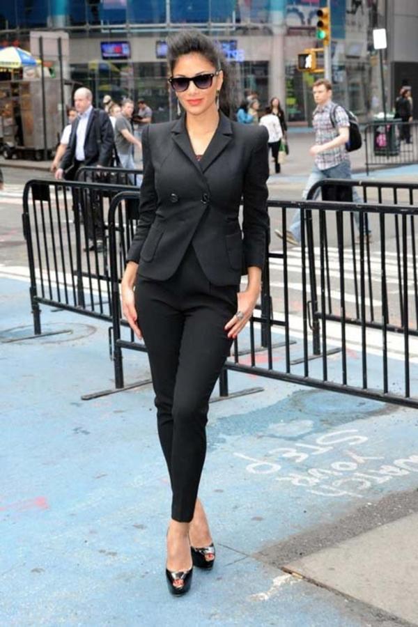 slika 8 10 odevnih kombinacija: Nicole Scherzinger