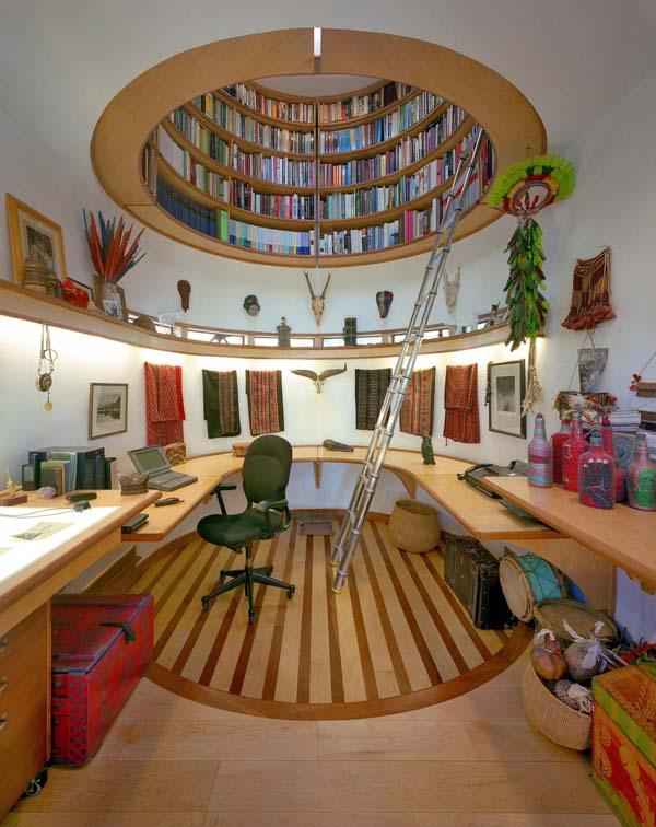 slika 86 Ambijent o kojem sanjamo: Radne sobe
