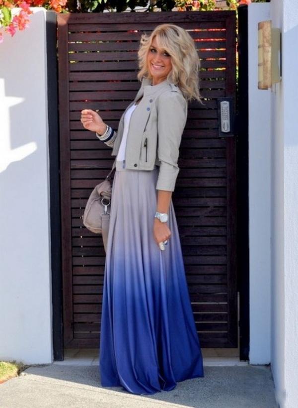 slika 910 Čeprkanje po ormaru: Duga suknja