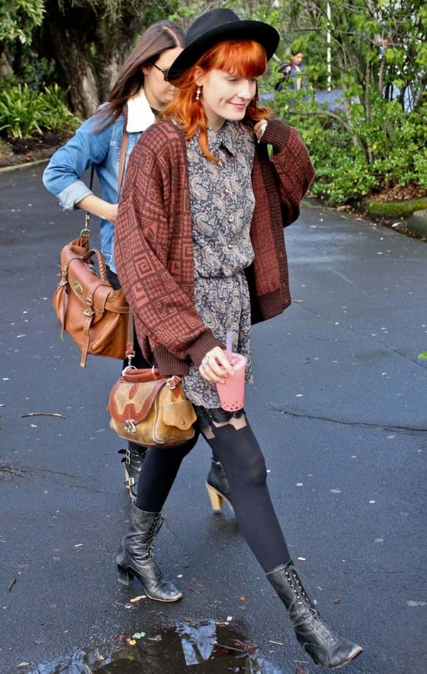 slika101 Street Style: Florence Welch