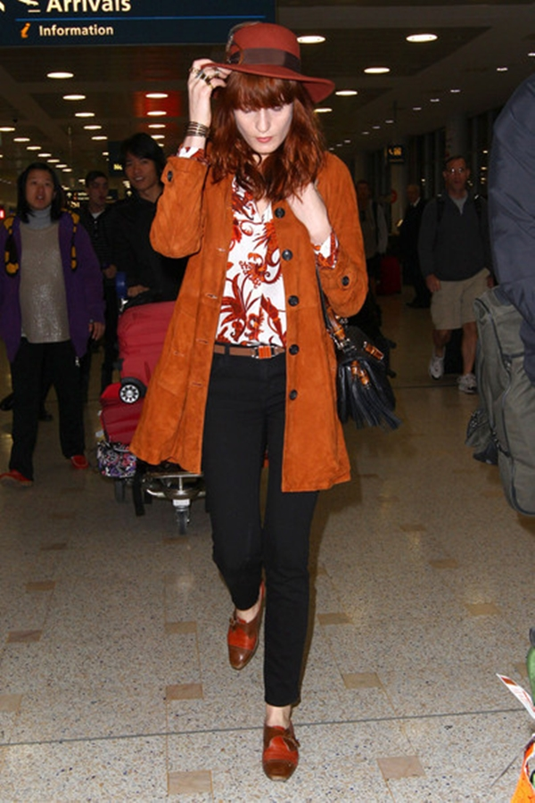 slika24 Street Style: Florence Welch