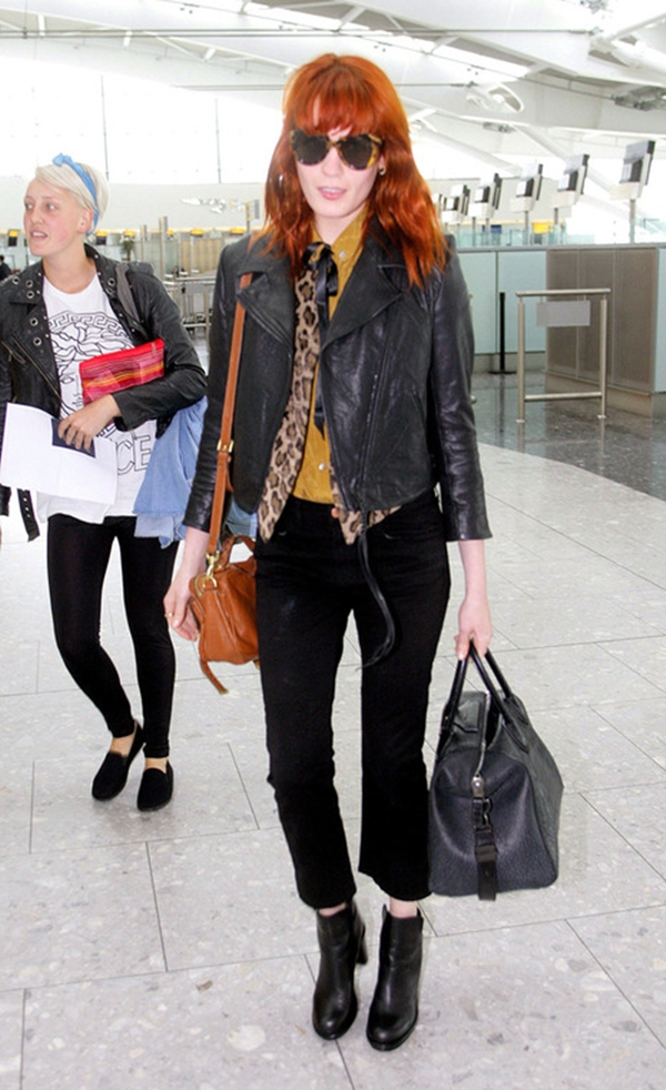 slika61 Street Style: Florence Welch
