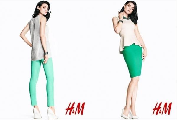 slika618 H&M: Stilske lekcije za ovo leto