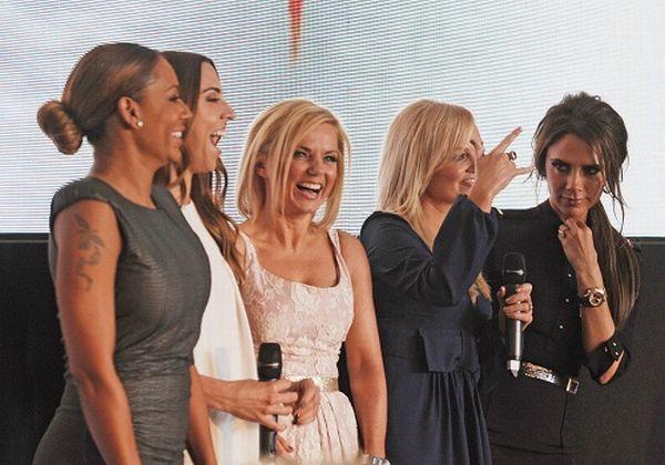 spajsi Trach Up: Victoria Beckham ucenjuje Spice Girls