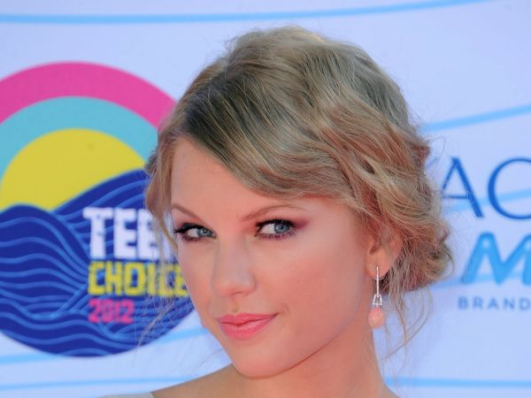 tejlor Pobednici Teen Choice Awards 2012