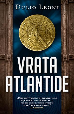 vrata atlantide djulio leoni v Knjiga u ruke: Vrata Atlantide