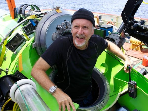 06 James Cameron Completes Deepest Pacifics Mariana Trench Dive Srećan rođendan, James Cameron!