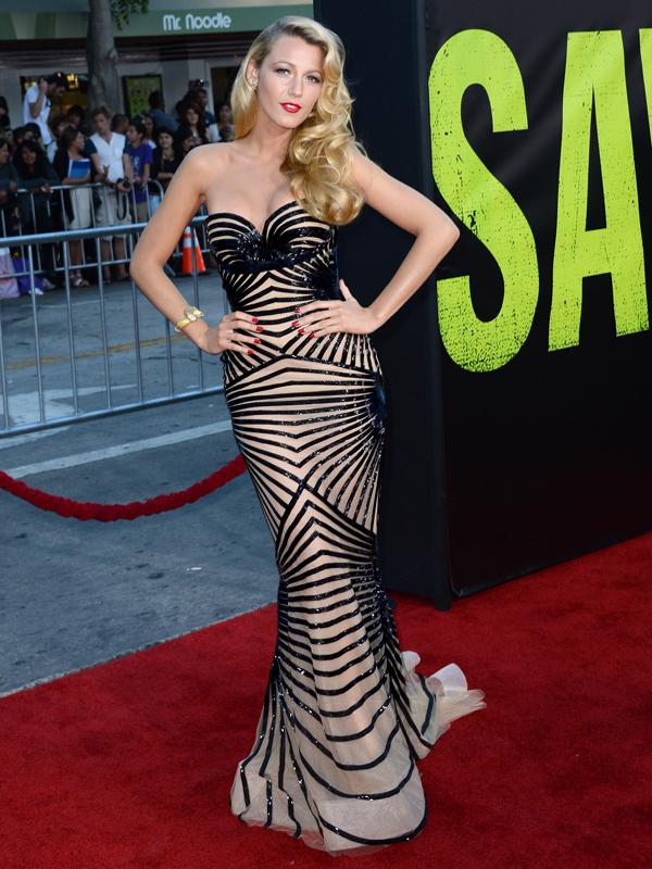 108 10 haljina: Blake Lively