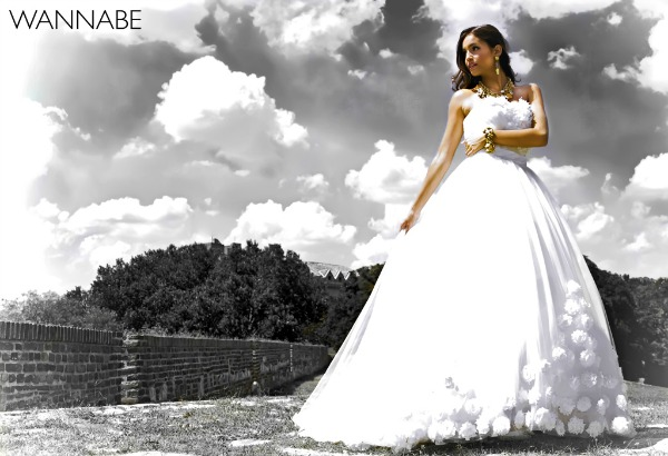 120 Wannabe Bride modni predlog: Gradska princeza