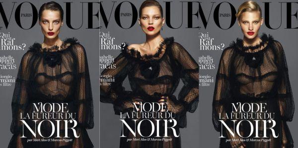 """124 Modni zalogaj: Supermodeli za """"Vogue"""""""