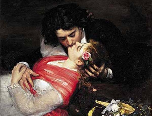 1310 Pisma Juliji: Poljupci