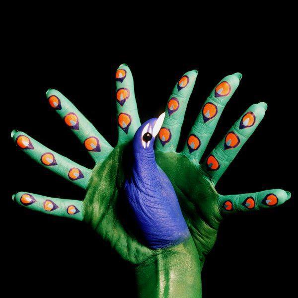 153 Dnevna doza kreativnosti: Igra prstiju