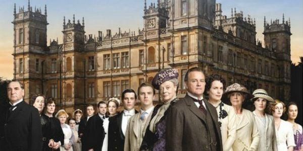 """1PrvaSlika3 Serija četvrtkom: """"Downton Abbey"""""""