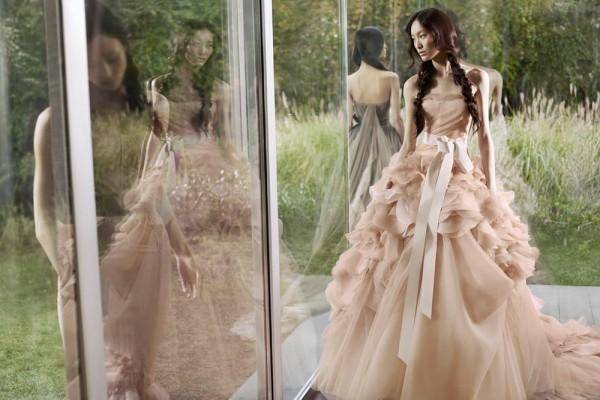 26 Vera Wang: Kao princeza