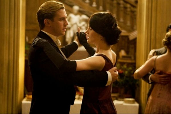 """3TrecaSlika2 Serija četvrtkom: """"Downton Abbey"""""""