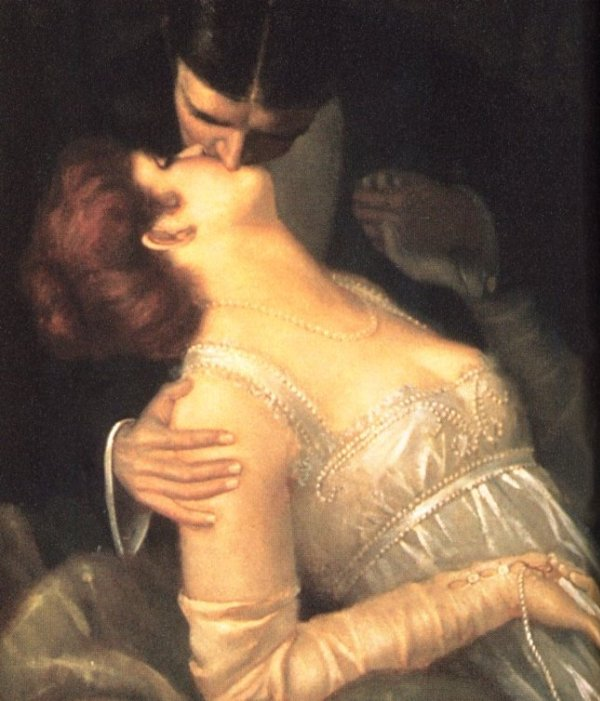 413 Pisma Juliji: Poljupci