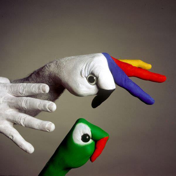 418 Dnevna doza kreativnosti: Igra prstiju