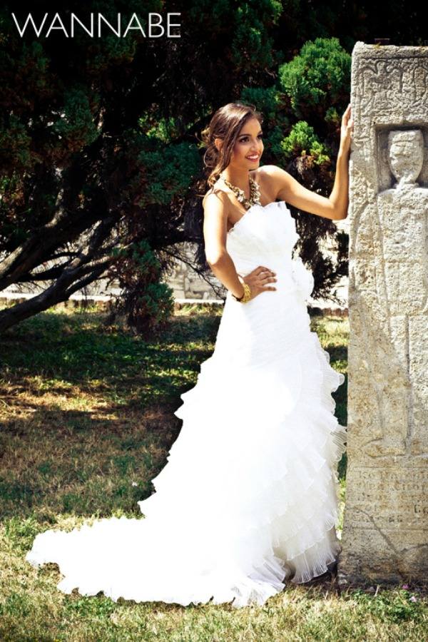 49 Wannabe Bride modni predlog: Romantična i elegantna