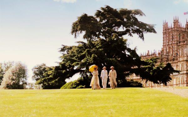 """4CetvrtaSlika2 Serija četvrtkom: """"Downton Abbey"""""""